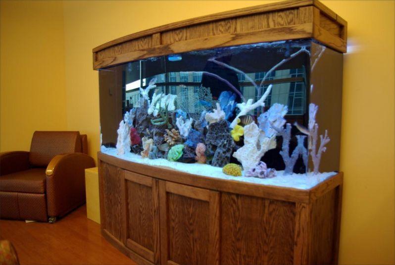 Onde Encontrar Aquário para Mesa de Escritório no Mandaqui - Venda de Aquário para Peixe